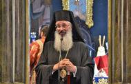 Άνθιμος Αλεξανδρούπολης: «Υπερβολική η έκταση που δόθηκε στο Άγιο Φως τα τελευταία χρόνια»