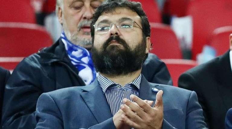 ΑΠΟΚΛΕΙΣΤΙΚΟ: Στην Αλεξανδρούπολη ο Υφυπουργός Αθλητισμού Γιώργος Βασιλειάδης!
