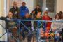 Έφεραν γούρι στο τμήμα μπάσκετ τα μέλη της ποδοσφαιρικής Ασπίδας και η Δημοτική αρχή που βρέθηκαν στο κλειστό!