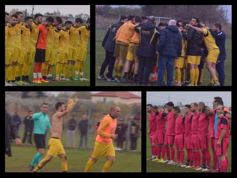 Photos: Στιγμές απο το ξανθιώτικο ντέρμπι της Γ' Εθνικής και τη νίκη του Αβάτου επί του Ορφέα Ξάνθης