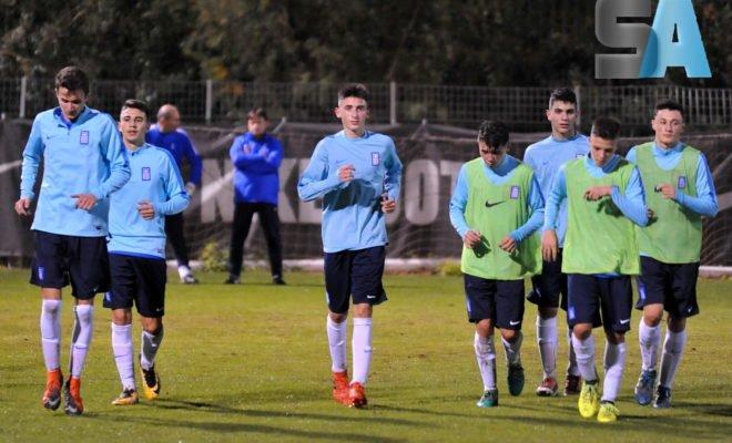 Με το δεξί στο Aegean Cup η Εθνική Παίδων με την συμμετοχή Κοτόπουλου, Αβεντισιάν και Μανίσογλου!