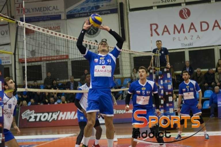 Volley League: Ο Ρίστιτς του Εθνικού και ο Εβρίτης Κωνσταντινίδης στην καλύτερη 7άδα της 6ης αγωνιστικής!