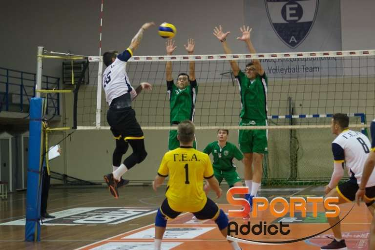 Το εβρίτικο ντέρμπι ΓΕΑ - Ορεστιάδα μέσα από τον φακό του SportsAddict! (photos)