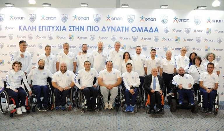 «Πέταξαν» για το παγκόσμιο του Μεξικό με την Εθνική οι Μιχαλεντζάκης & Καρυπίδης