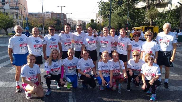Εμπειρία ζωής η συμμετοχή στον τελικό του Run Greece για τους 20 Θρακιώτες