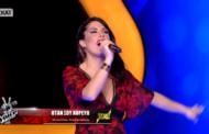 Στην τρίτη φάση του The Voice η Βάγια Ζυγογιάννη από το Διδυμότειχο! (video)