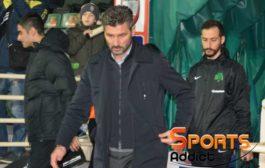 Υποψήφιος προπονητής της χρονιάς: Μαρίνος Ουζουνίδης