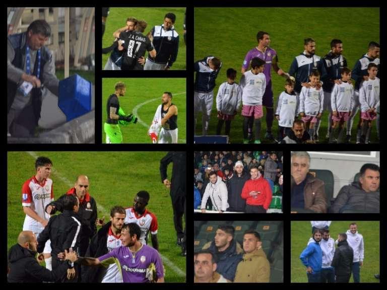 Photos: 55κλικ απο το παιχνίδι της Ξάνθης με τον ΠΑΟΚ και την ξεχωριστή συνάντηση αρκετών πρώην συμπαικτών!