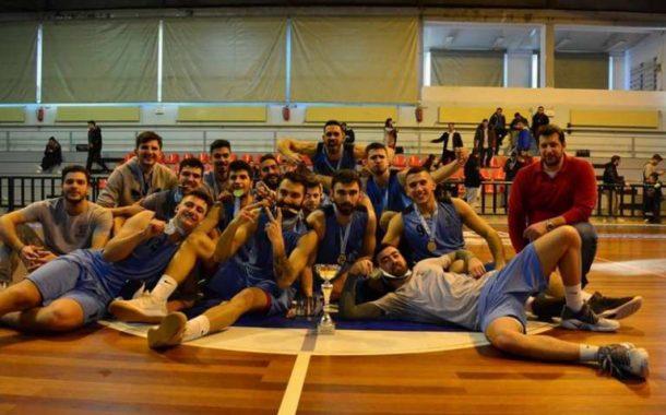 Ξεκινάει σήμερα η προσπάθεια του ΔΠΘ στο Ευρωπαϊκό Πρωτάθλημα Πανεπιστημείων! Το ρόστερ και το πρόγραμμα της ομάδας!
