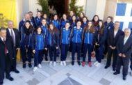 Ξεκίνησε στους Μολάους η προετοιμασία της Εθνικής Κορασίδων του Αν. Γιαννακόπουλου για το Ευρωπαϊκό!