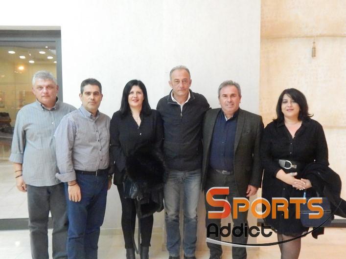 Πραγματοποιήθηκε η συνέντευξη Τύπου του «Kiklopaki Cup 2017»
