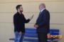 Ο Μανώλης Κολυμπάδης, Γ.Γ. της Ελληνικής Ολυμπιακής Επιτροπής και πρόεδρος της Ομοσπονδίας Επιτραπέζιας Αντισφαίρισης στο SportsAddict!