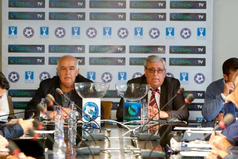 Παρουσία Γαβριηλίδη η πρώτη σύσκεψη ΠΑΟΚ και ΑΕΚ ενόψει Τελικού Κυπέλλου!