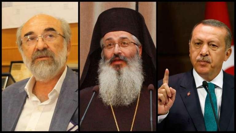 Λαμπάκης - Άνθιμος: «Κύριε Ερντογάν περιμένουμε να διορθώσετε το λάθος του Αντιπροέδρου σας»
