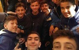 Οι ευχές των πρωταθλητών Μεικτών ομάδων στην ΑΜ-Θ Παίδων και Νέων της ΕΠΣ Ξάνθης