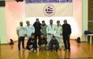 Εντυπωσιακή παρουσία με 4 μετάλλια και 5η θέση σε όλη την Ελλάδα για τον Μιρμάνη Ξάνθης στο Πανελλήνιο Τζούντο Ανδρών!