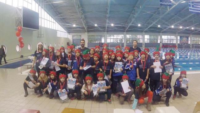 Στην Αλεξανδρούπολη για προετοιμασία τα τμήματα Κολύμβησης Άρη Θεσσαλονίκης και Ν.Ε.Ροδόπης!
