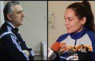Ο ομοσπονδιακός Χ. Τζουβάρας & η διεθνής Ν. Κεπεσίδου στο SportsAddict! (video)