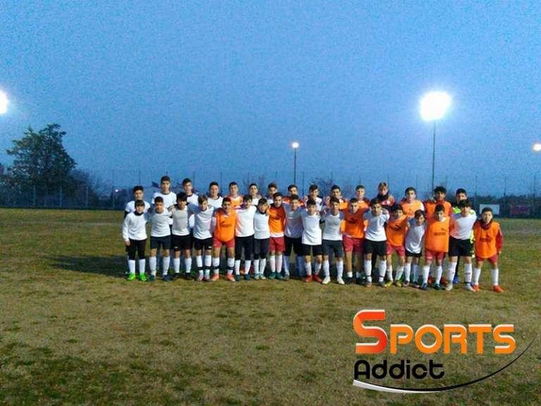 Φιλική νίκη επί του Απόλλωνα ενόψει της Β' φάσης του Ενωσιακού πρωταθλήματος για τους Παίδες της ΕΠΣ Ξάνθης(+pics)