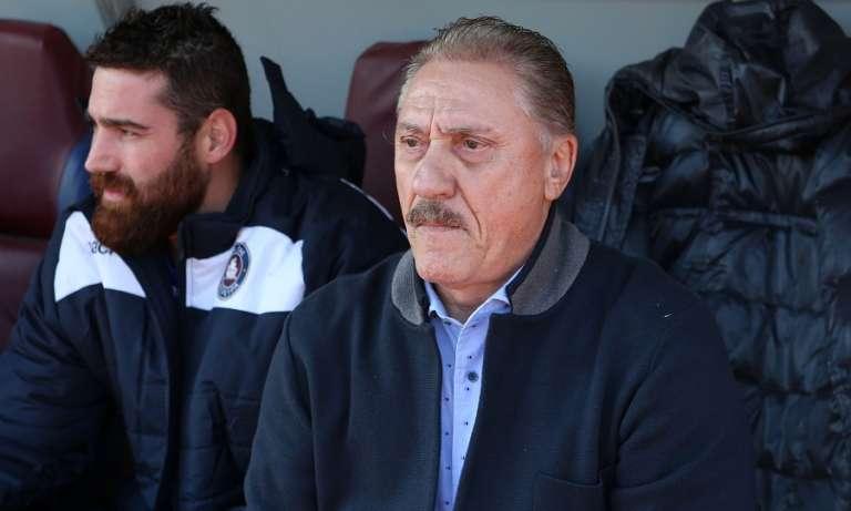 Τέταρτη αλλαγή προπονητή για Απόλλωνα, τέλος και ο Μαντζουράκης!