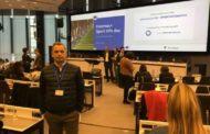 Στις Βρυξέλες και την Ευρωπαϊκή Επιτροπή ο Άρης Πετεινού ενόψει του Sport Erasmus!