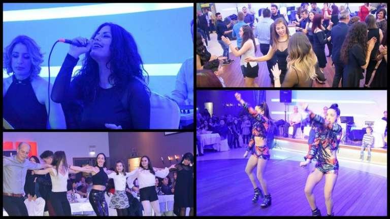 Με μεγάλη επιτυχία πραγματοποιήθηκε η χοροεσπερίδα του ΑΟ Νέας Βύσσας! (photos)