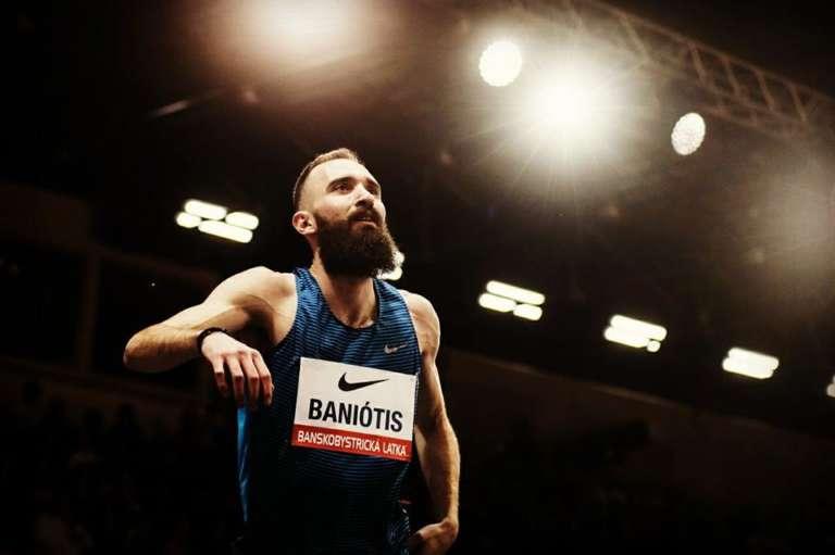Ιδανικά μπήκε στο 2019 ο Κώστα Μπανιώτης που έπιασε το όριο για το Ευρωπαϊκό Πρωτάθλημα!