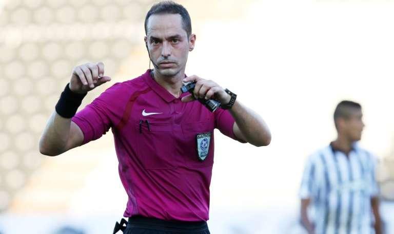 Ο Διαμαντόπουλος ορίστηκε στο ΑΕΚ - Ξάνθη, Θρακιώτικοι ορισμοί σε Κέρκυρα και Λάρισα!