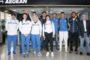 Με Παπαχρήστου, Δουβαλίδη και όλα της τα αστέρια ταξίδεψε για Μπέρμιγχαμ η αποστολή της Εθνικής Ελλάδας για το Παγκόσμιο