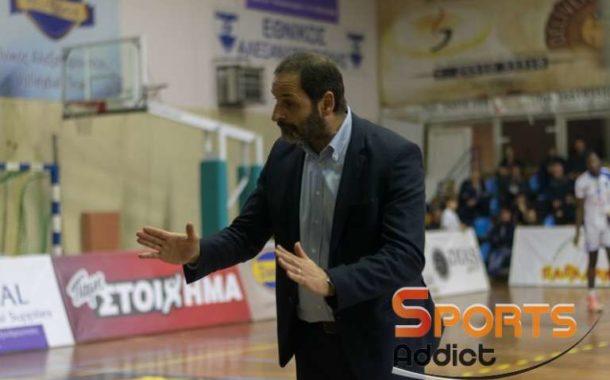Σάκης Μουστακίδης: «Τεράστιο μέγεθος ο Εθνικός για την Αλεξανδρούπολη και το ελληνικό βόλει»