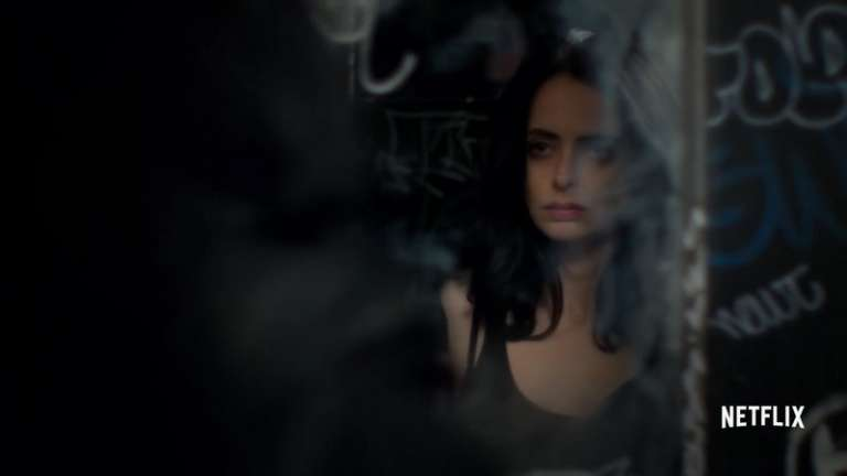 Συγκλονιστικό το νέο trailer για τη 2η σεζόν της Jessica Jones (video)