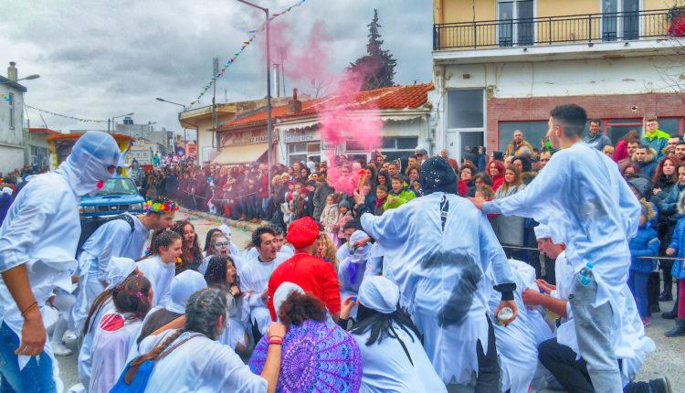 Εντυπωσίασε και φέτος το Καρναβάλι των Φερών! (photos)