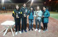 Νέες επιτυχίες για τον Πανθρακικό Όμιλο Αντισφαίρισης Κομοτηνής