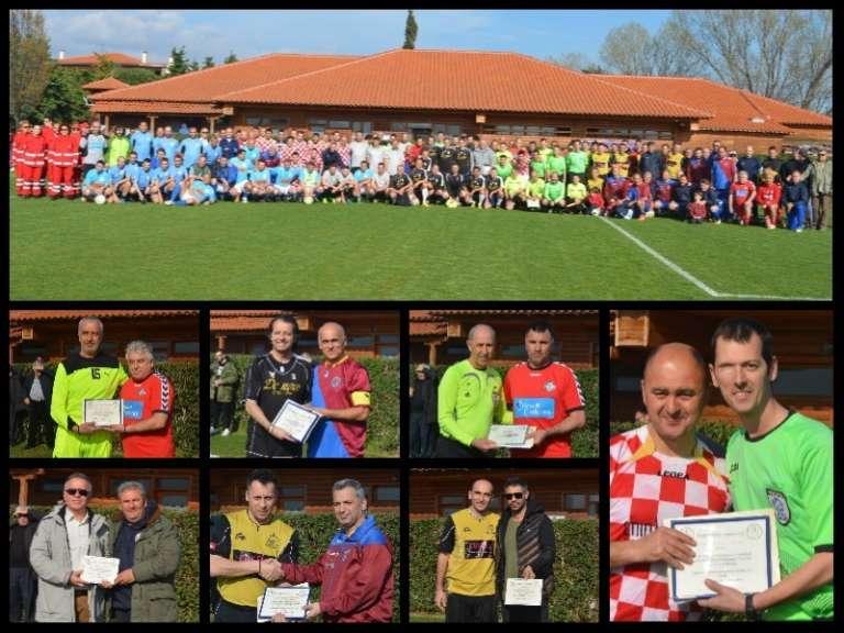 Photos: Με μεγάλη συμμετοχή το τουρνουά αγάπης για τον μικρό Βασίλη! Οι 8+2 σύλλογοι που έστειλαν μήνυμα αλληλεγγύης
