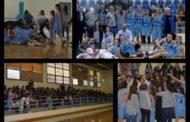 Photos: Στιγμές απο τη νίκη τίτλου και τα πανηγύρια των Νεανίδων της Ασπίδας Ξάνθης με Πάνθηρες Καβάλας