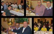 Photos: Γεύμα συγχαρητηρίων του Δημάρχου Τοπείρου στον Κυπελλούχο Άρη Αβάτου