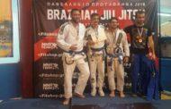 Τρία μετάλλια για τους αθλητές του Δία - Budo Academy Κομοτηνής στο Πανελλήνιο Πρωτάθλημα Brazilian Jiu jitsu!