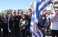 Βροντερό παρών του Συνδέσμου Διαιτητών Θράκης στο συλλαλητήριο για τους συλληφθέντες Έλληνες αξιωματικούς στην Ορεστιάδα!(+pics)