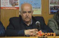 Γαβριηλίδης: «Θα είμαι υποψήφιος για ακόμη μία 4ετία στην ΕΠΣ Θράκης»
