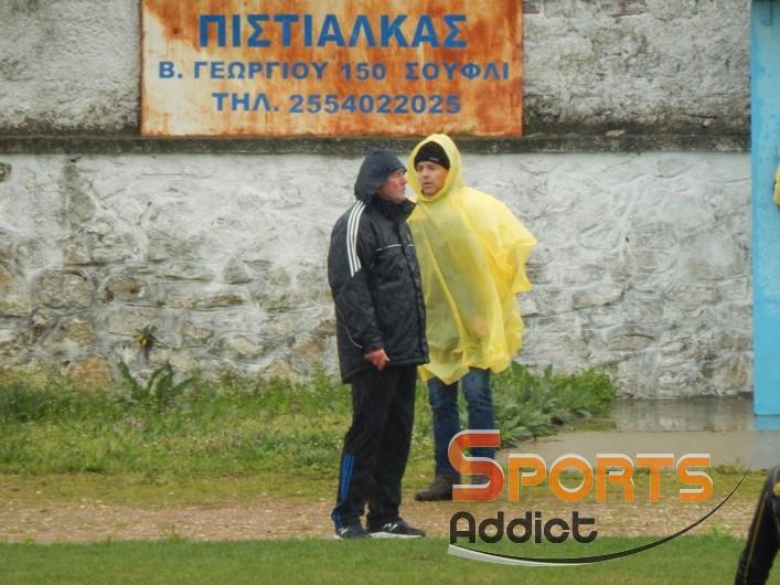 Νέος προπονητής του Ορέστη Ορεστιάδας ο Σάκης Ζησίδης!