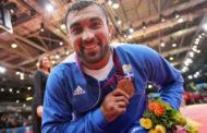 Στην Ξάνθη για το Πανελλήνιο ο χρυσός Ολυμπιονίκης Ηλίας Ηλιάδης! Όσα δήλωσε ο Βλαδίμηρος Ηλιάδης για τους αγώνες(+audio)