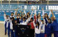 Δέκα μετάλλια και εξαιρετικές εμφανίσεις για τα «δελφινάκια» του Κολυμβητικού Ομίλου Ξάνθης στο Τριεθνές!