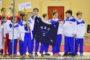 Ένα χρυσό και δέκα ατομικά ρεκόρ οι επιδόσεις του Κ.Ο. Ξάνθης στους διεθνείς αγώνες