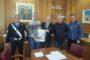 Συναντήθηκε με Λαμπάκη ενόψει της συμμετοχής στο Super Cup Αστυνομικών Διευθύνσεων η ομάδα της Αλεξανδρούπολης