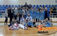 Πρωταθλήτριες ΕΚΑΣΑΜΑΘ οι Νεάνιδες της Ασπίδας Ξάνθης που διπλασίασαν τις νίκες με Πάνθηρες Καβάλας!