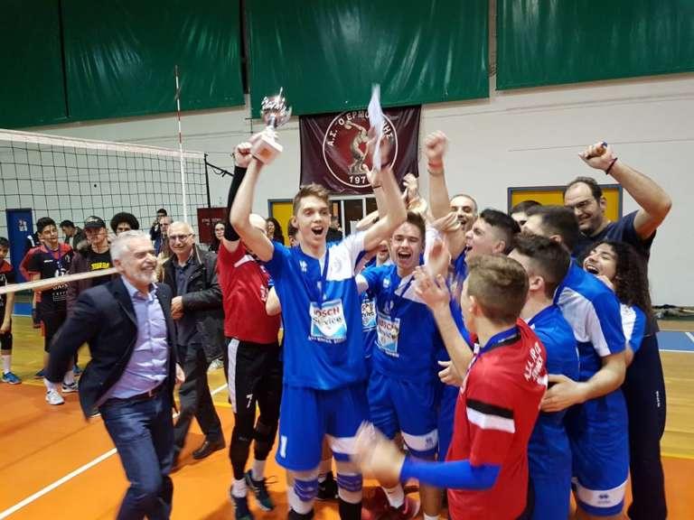 Νίκησε τον Ερμογένη στην Ξάνθη και αναδείχθηκε πρωταθλητής Θράκης & Ανατ. Μακεδονίας ο Έβρος Σουφλίου!
