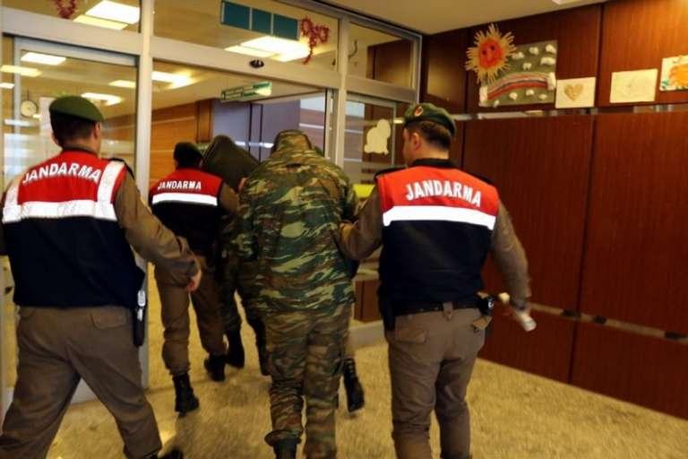 Πρωθυπουργός Τουρκίας: «Είναι παράλογο να αναμένεται προνομιακή μεταχείριση για τους 2 Έλληνες κρατούμενους στρατιωτικούς»