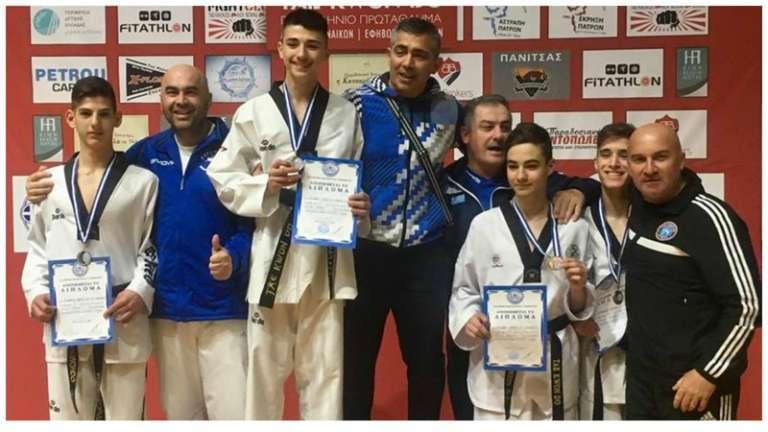 Υποψήφιος Νέος Αθλητής της χρονιάς: Δημήτρης Χριστοφορίδης