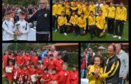 Photos: Οι νικητές του Παχαλινού τουρνουά της ΠΑΕ Ξάνθη οι ατομικές και η ξεχωριστή βράβευση πατέρα σε γιού!