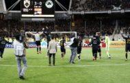 Αφιέρωσαν τη νίκη επί του Παναθηναϊκού στους δύο Έλληνες κρατούμενους στρατιωτικούς οι παίκτες της ΑΕΚ!